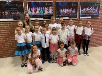 """Sukces naszych uczniów w XII Międzyszkolnym Konkursie Talentów """"Talencik"""":"""