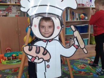Dzieci z Oddziału Przedszkolnego świętują Dzień Chleba