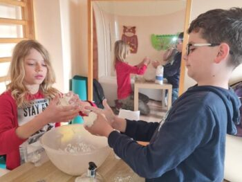 Zajęcia z integracji sensorycznej